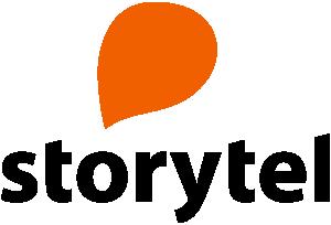 Storytel ljudböcker logo