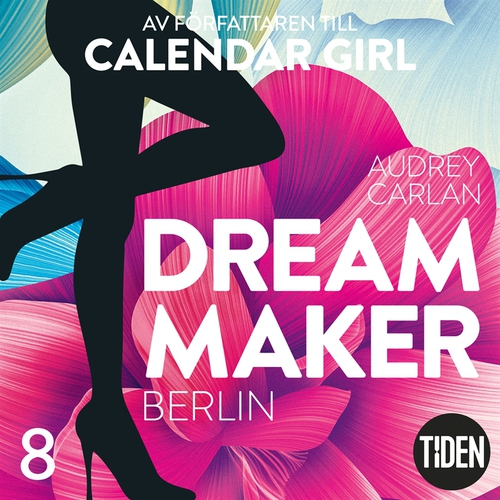 Omslagsbild till ljudboken Dream Maker – Del 8: Berlin